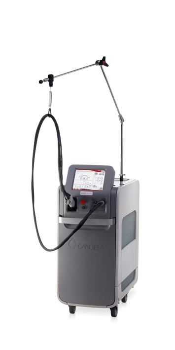 Александритовый лазер Candela GentleLase Pro-U