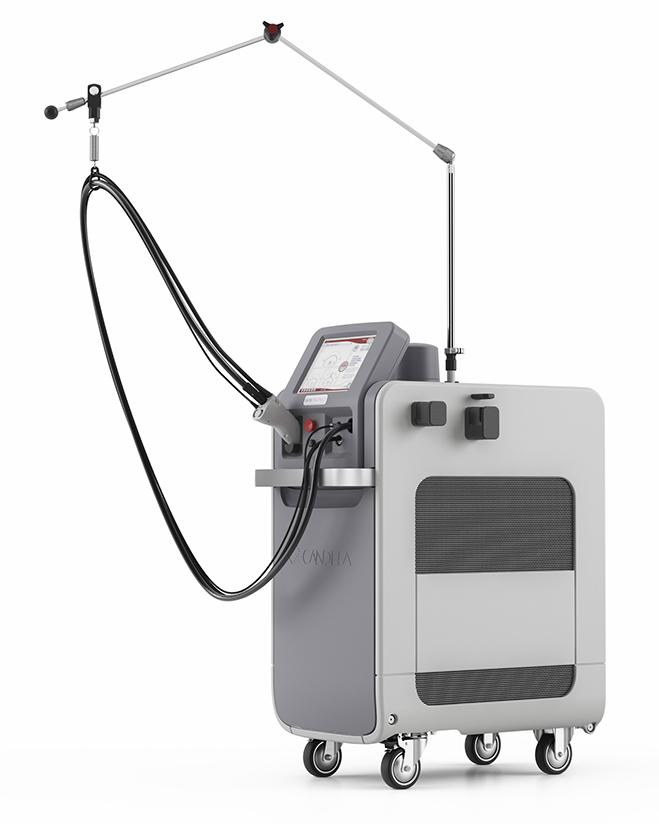 Александритовый лазер GentleLase Pro