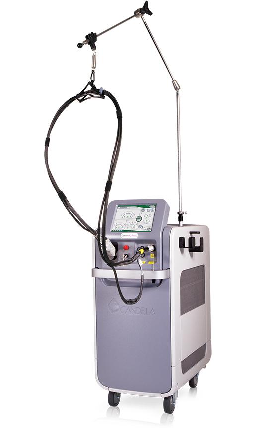 Неодимовый лазер Candela GentleYag Pro-U