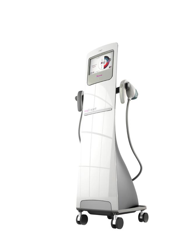 Аппарат RF для коррекции фигуры VelaShape III